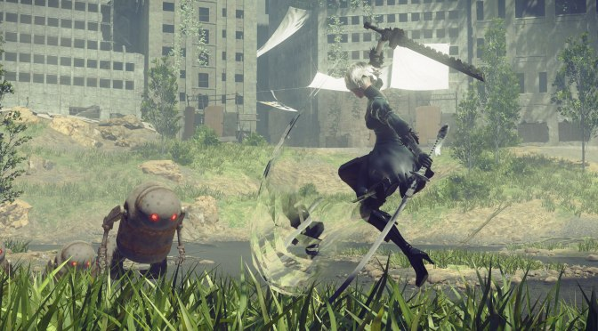 NeiR: Automata is Almost Here, and is Looking Awesome