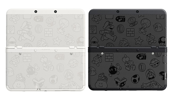 Two Special-Edition New 3DS will be $99 on Black Friday