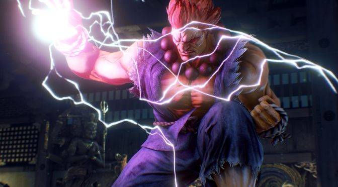Street Fighter V Season 2 Update will take up 7.66GB on your Hardrive