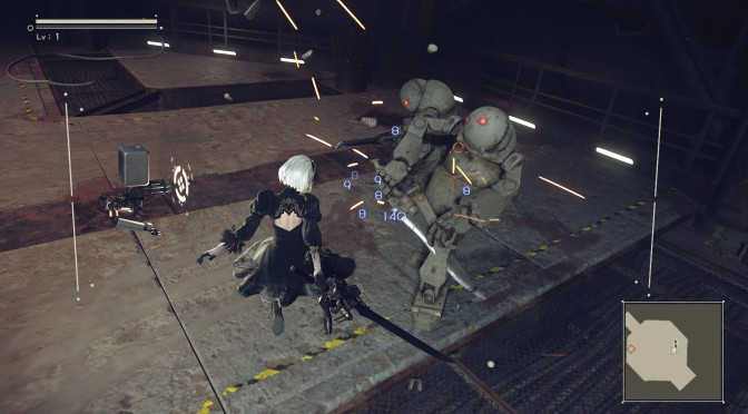 NieR: Automata Demo is out today