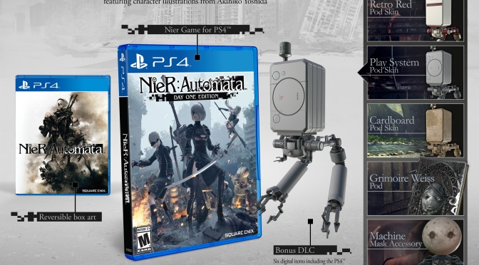 NieR: Automata will Launch March 7