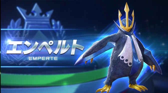 Pokken Tournament's Empolean Trailer Debut