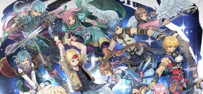 Our first look at Star Ocean: Anamnesis gameplay