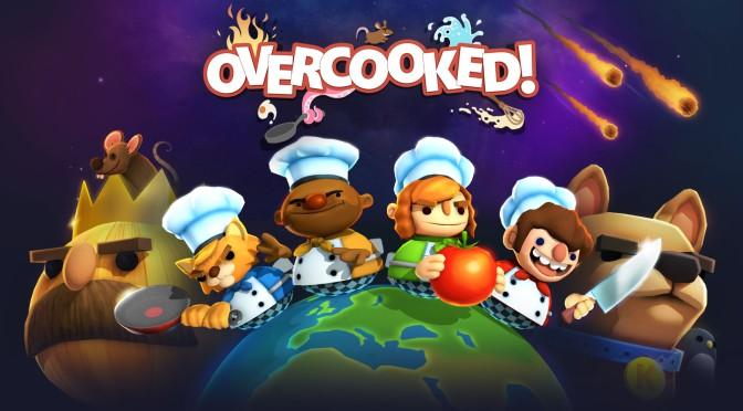 Overcooked:  The Festive Seasoning