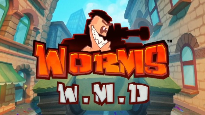 WORMS W.M.D: The Liberation