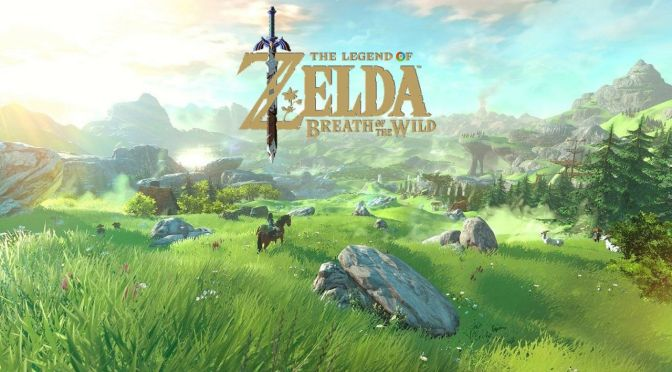 Another Look At Zelda Breath of the Wild