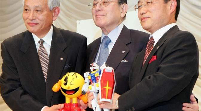 Masaya Nakamura, Founder of Namco has passed away at the age of 91
