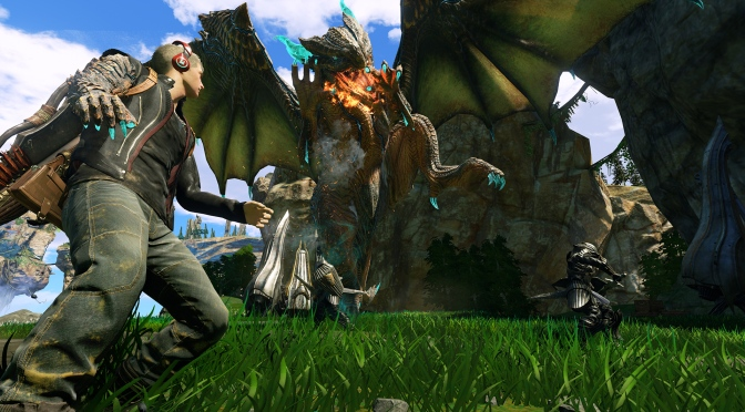 Microsoft Exclusive Scalebound has been Cancelled