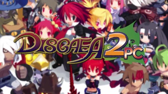 Digaea 2 PC pre-orders are open
