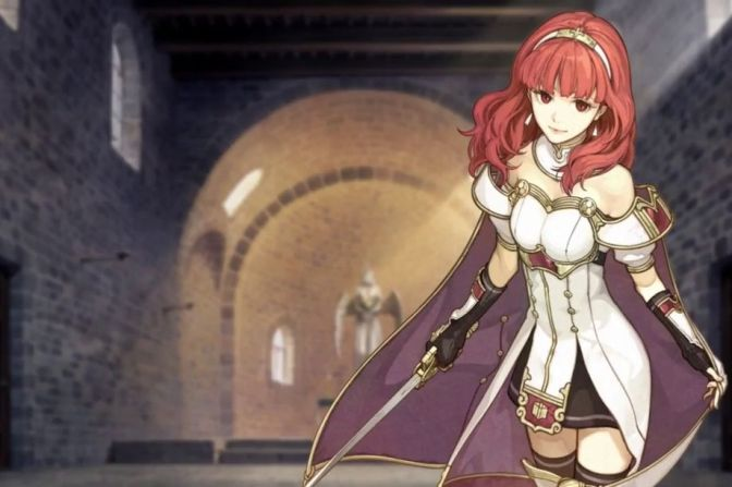Four New Fire Emblem games have been announced