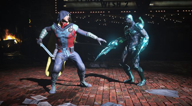 Injustice 2 PC beta starts today