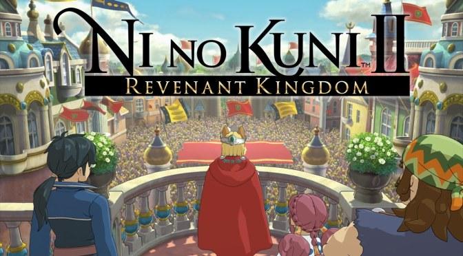 Ni No Kuni II announced for PC