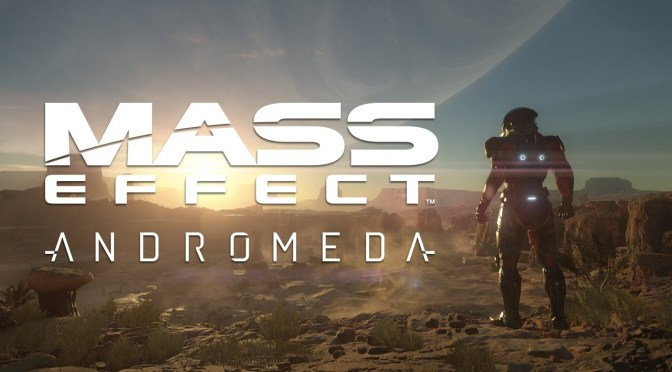 Mass Effect: Andromeda Release Date Announced!!!!