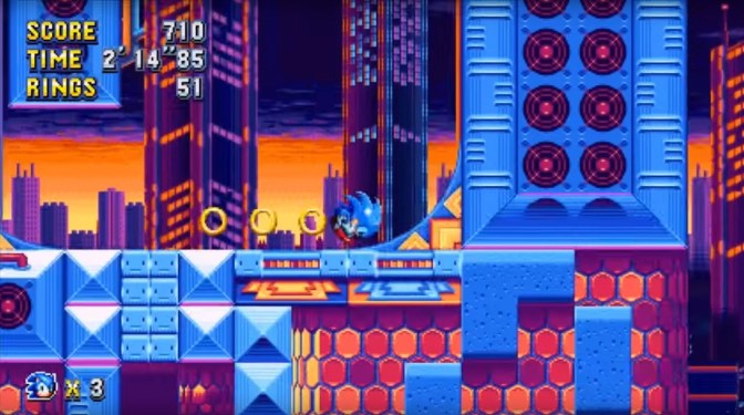 Sega announced Sonic Mania will be heading to the Switch