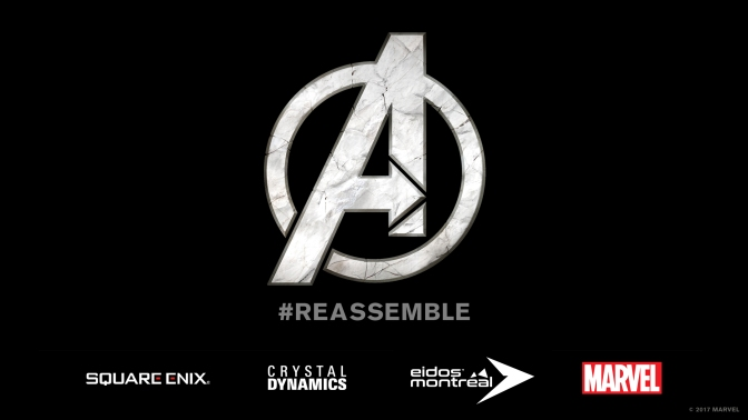 Square-Enix and Marvel working together to brin new The Avenger project