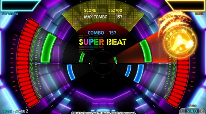 Superbeat: Xonic is coming to consoles