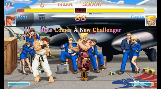 Ultra Street Fighter II Network Details Emerge