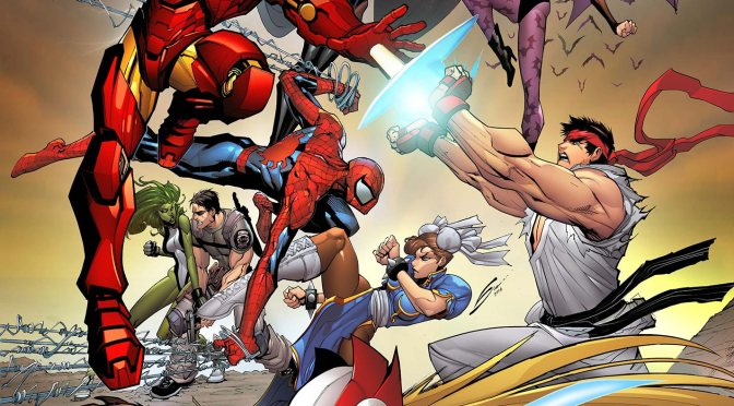 Ultimate Marvel vs Capcom 3 will Launch March 7 for Xbox One and PC