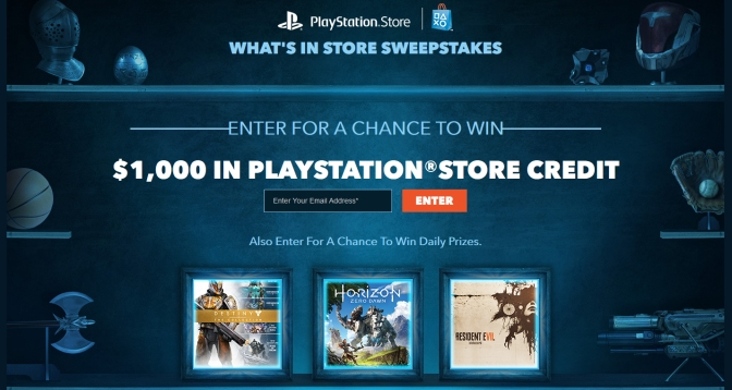 Sony is giving away $1,000 in PS Store Credit