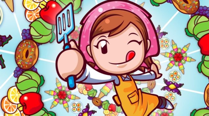 Cooking Mama: Sweet Shop will be coming to the US this April