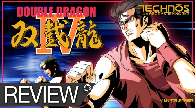 Review: Double Dragon IV (PS4, Steam)