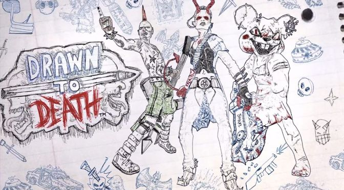 """Twisted Metal's Creator will be launching """"Drawn to Death"""" on April 4"""