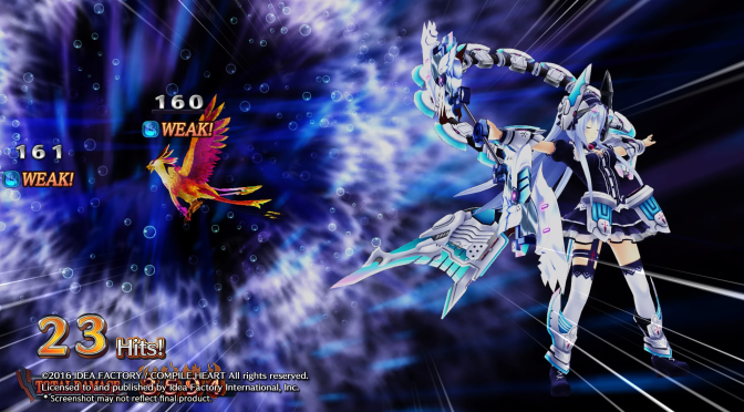 Fairy Fencer F: Advent Dark Force will launch on PC February 14