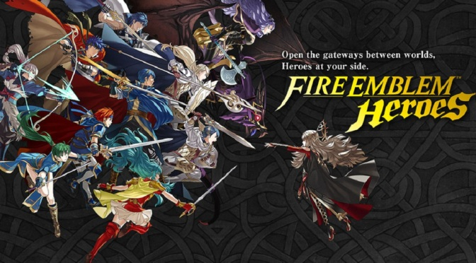 Fire Emblem Heroes rolls out for IOS and Android later today
