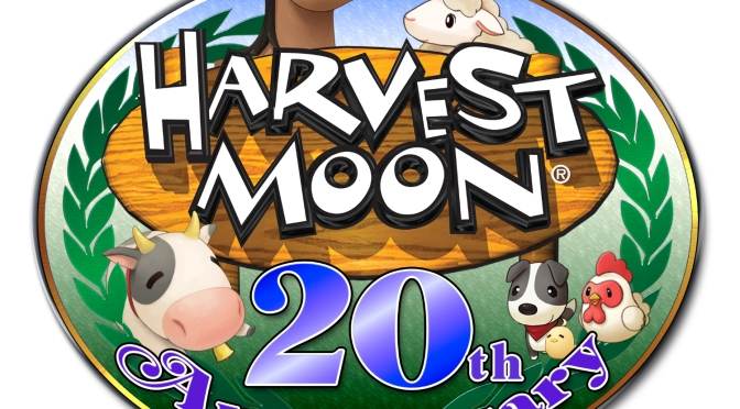 Harvest Moon turns 20 and will have Harvest Moon 64 on the Wii U's Virtual Console as part of the Celebration