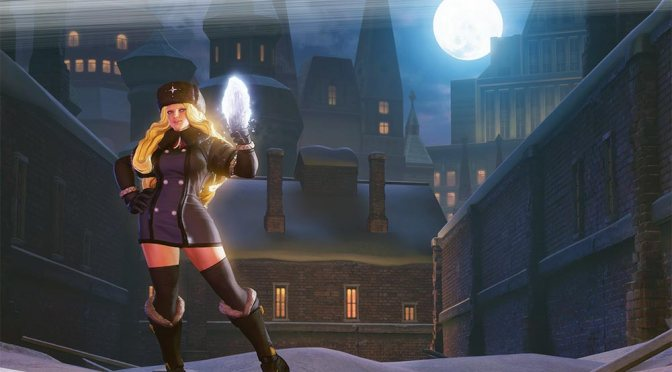 Kolin is Joining Street Fighter V, and here are the details