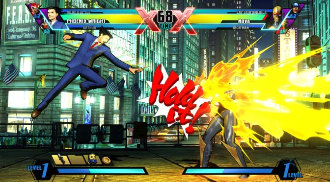 UMVC3 takes the Final Spot, and will be played on Playstation 4 at EVO 2017