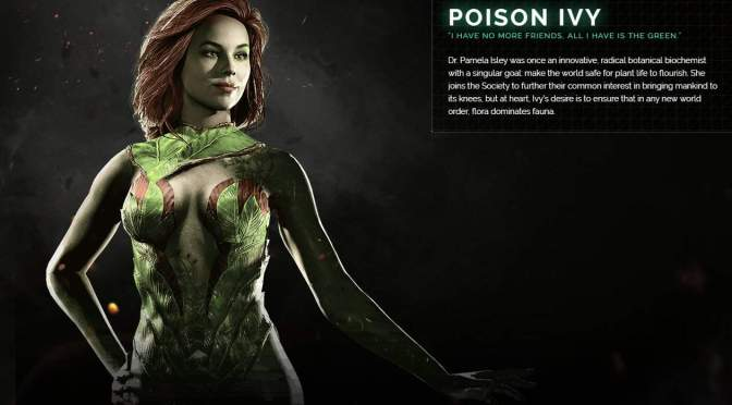 """""""Here Come the Girls,"""" Trailer confirms Cheetah, Catwoman, and Poison Ivy for Injustice 2"""