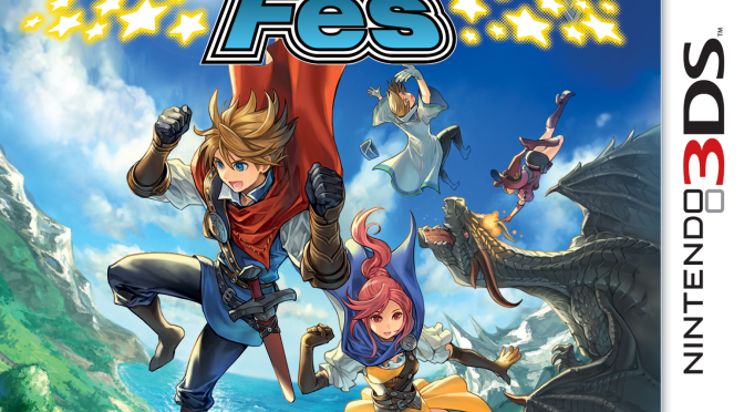 RPG Maker Fes is coming to 3DS later this summer