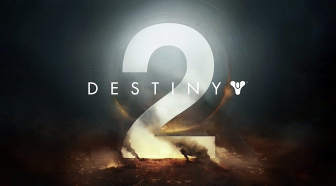 Destiny 2 has officially been announced