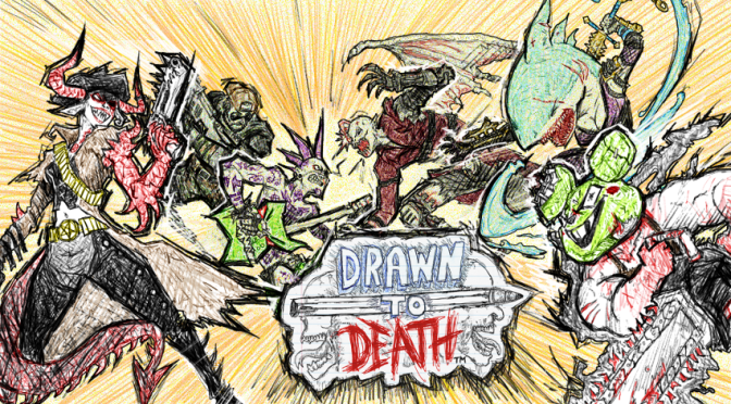 Drawn to Death is releasing next month and will be free for PS+ Subscribers