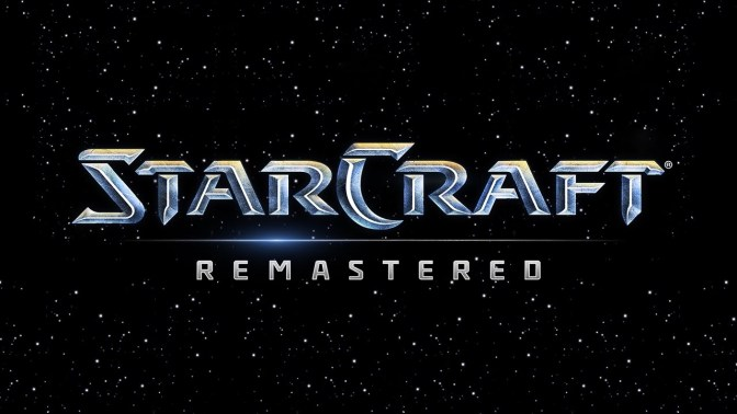 Blizzard to release StarCraft Remastered this year