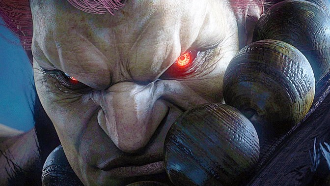 Tekken 7 will be getting two more guest characters from other games