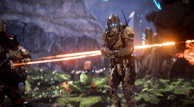 Check out the latest Screenshots for Mass Effect: Andromeda