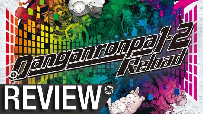 Danganronpa 1.2 Reload (PS4)- Review