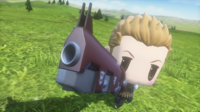 World of Final Fantasy is heading to PC this month