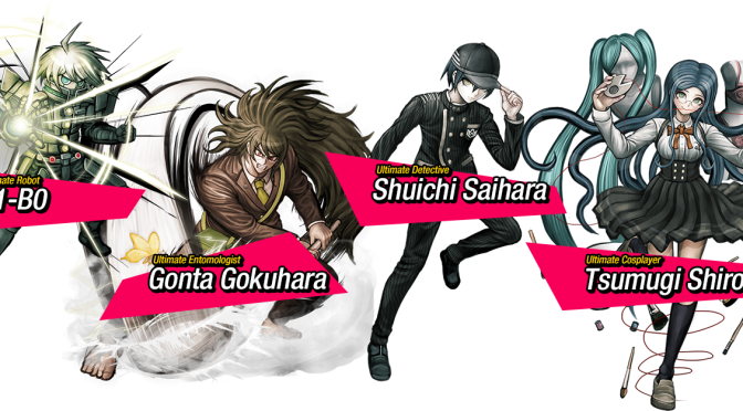 More Ultimates revealed for Danganronpa V3: Killing Harmony