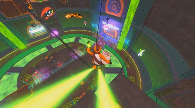"""Hover:Revolt of Gamers"" is pure Jet Set Radio Nostalgia, and will be coming to Steam May 31"