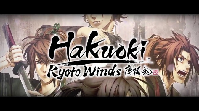 Hakuoki: Kyoto Winds comes to Steam