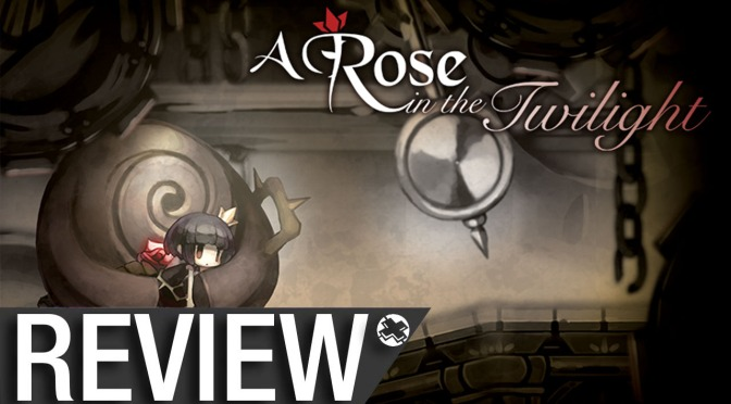 Review: A Rose in the Twlight (Playstation Vita)