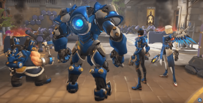 Overwatch Event Leaked