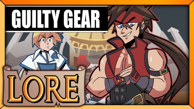 Do you still think the Guilty Gear story is complex, well LORE explains it all in a minute