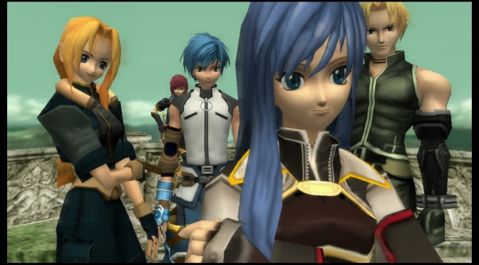 Star Ocean: Till the End of Time is heading to Playstation 4