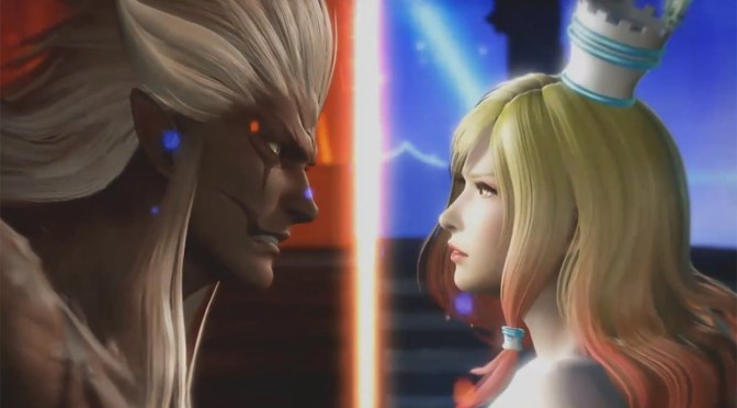 Dissidia Final Fantasy NT Coming to the West! And it's about darn time