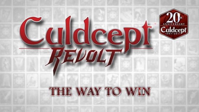 Culdcept Revolt – Way To Win Trailer, and new release date