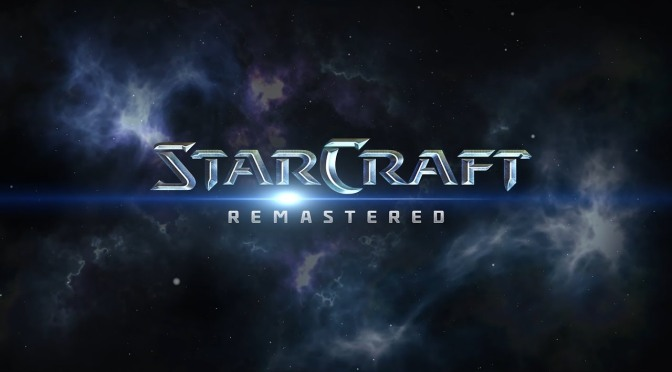 StarCraft: Remastered launches on August 14, Pre-order bonus!